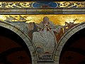 Saint-Malo (35) Église Sainte-Croix Fresque 18.JPG