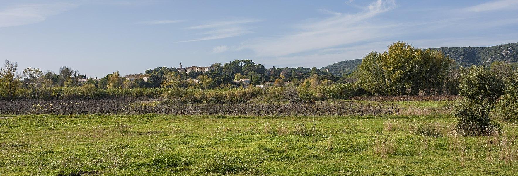 Saint-Mathieu-de-Tréviers, Hérault, France.