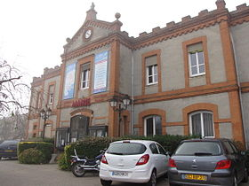 Mairie - Piscine saint orens sicoval ...