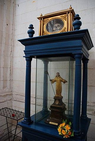 St. Riquier's relics