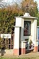Saint Anne's Shrine in Árpádföld from the Délceg Street.jpg