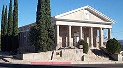 Biserica Episcopală Metodistă Saint John's Kingman, Arizona (tăiată) .JPG