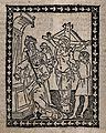 Saint Julia. Woodcut (?). Wellcome V0032367.jpg
