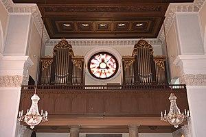 Saint Matthew Church Bad Gleichenberg Interior 04.jpg