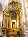 Salamanca - Convento de San Esteban, interior de la iglesia 30.jpg