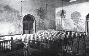Ordinance room - Salt Lake Temple Garden Room