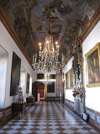 Salzburg Residenz - Bildergalerie at the Salzburg Residenz