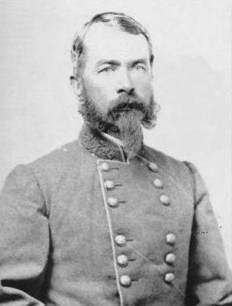 Samuel Jones (Confederate Army officer) - Image: Sam Jones