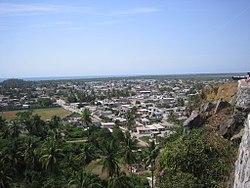 Panorama von San Blas