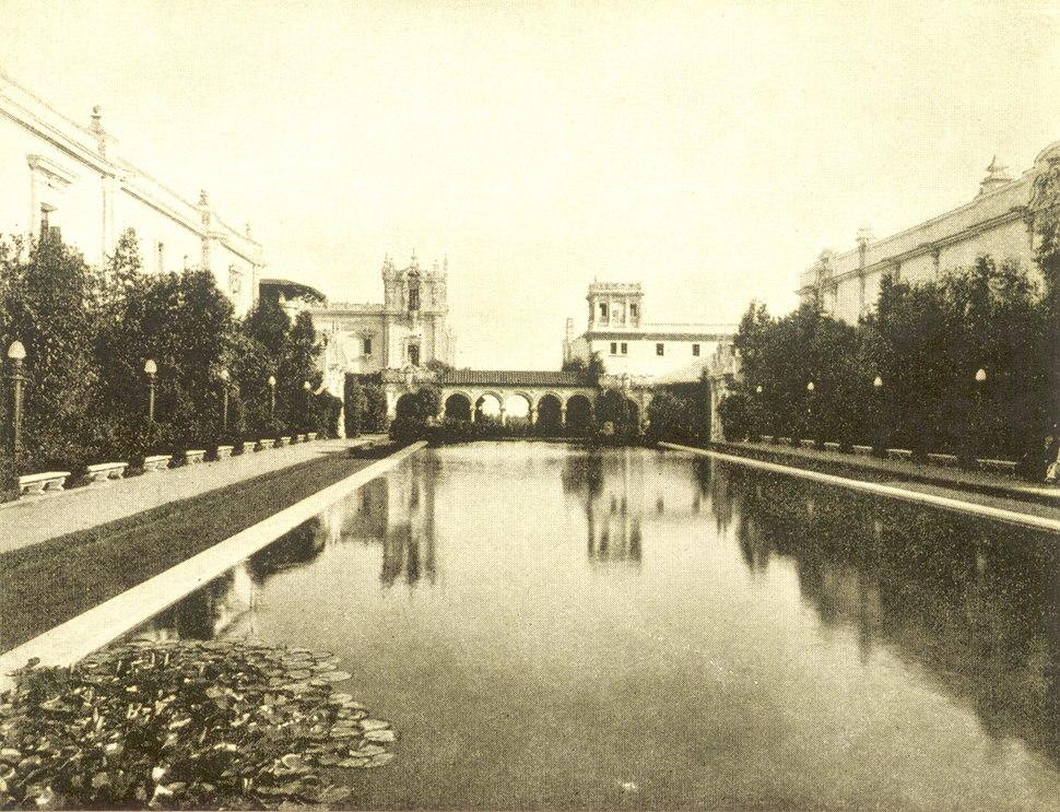 San Diego Fair 1916 Laguna Flores