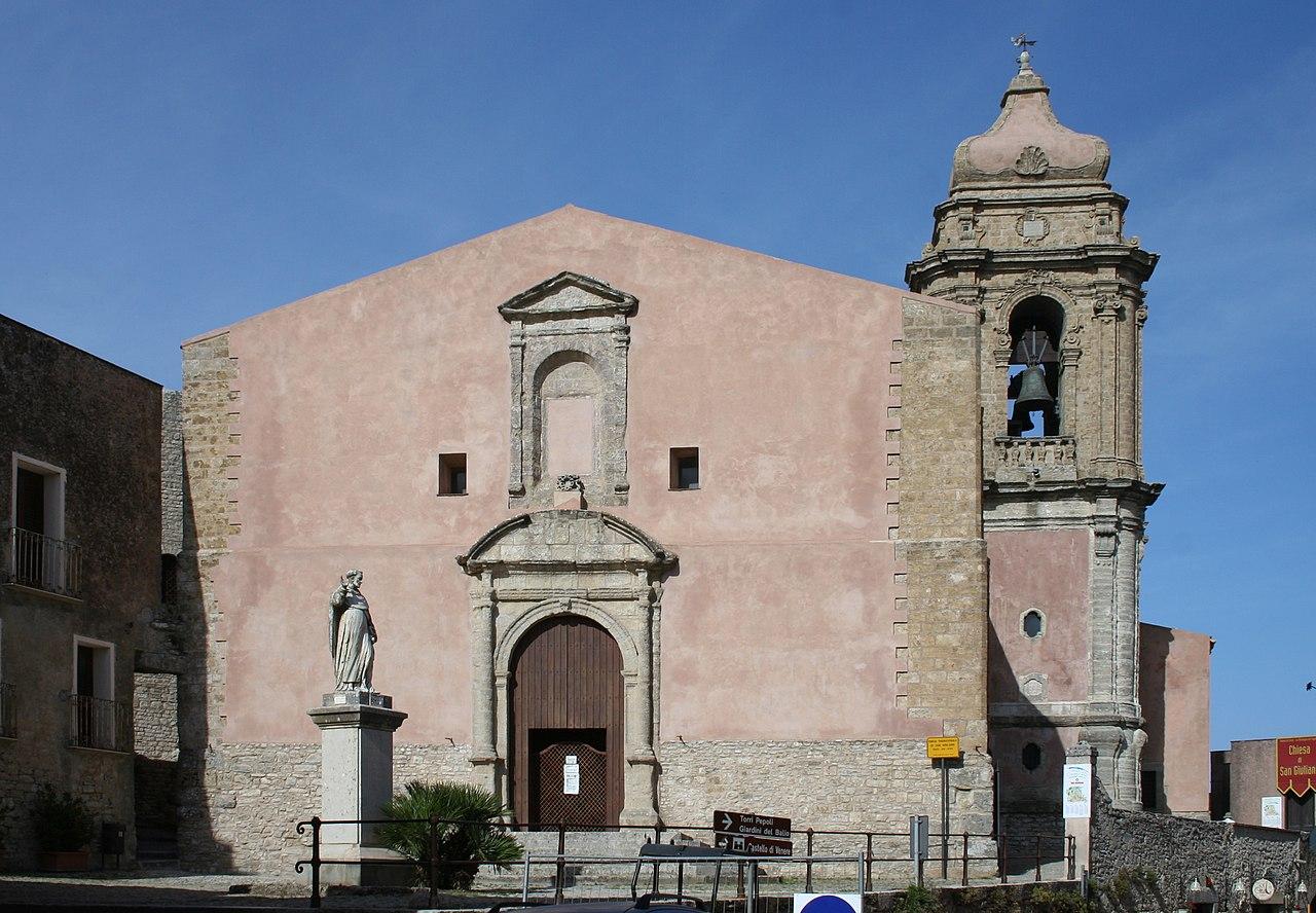 San Giuliano church - Erice.jpg
