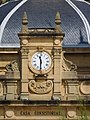 San Sebastian Town Hall clock.jpg