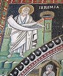 San vitale, ravenna, int., presbiterio, mosaici di sx 04 storie di geremia 01.JPG