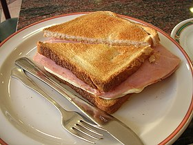 Image illustrative de l'article Croque-monsieur