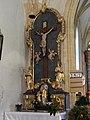 Sankt Johann am Tauern - Pfarrkirche hl Johannes der Täufer - Seitenaltar links.jpg