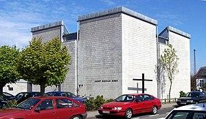 Sankt Nikolaj Kirke Esbjerg