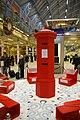 Santa's postbox - geograph.org.uk - 636116.jpg