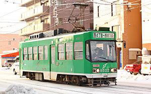 札幌市電の画像