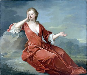 Sarah Churchill, Duchess of Marlborough - Image: Sarah, Duchess of Marlborough by Jervas