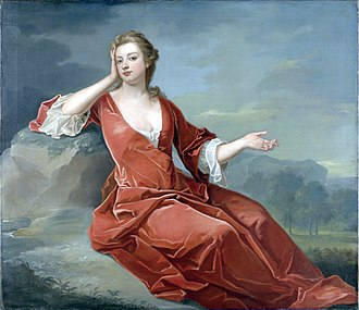 Sarah Churchill, Duchess of Marlborough - Sarah Churchill, Duchess of Marlborough, by Charles Jervas, after 1714