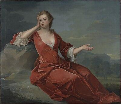マールバラ公爵夫人サラ