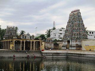 Sattainathar Temple, Sirkazhi