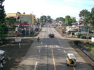 Sayre Highway - Image: Sayre Highway bukidnon 2