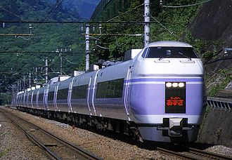 Chūō Main Line - Image: Sazusa