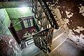 Scari columbar - Crematoriul Cenusa - Columbarium staircase - Cenusa Crematorium.jpg