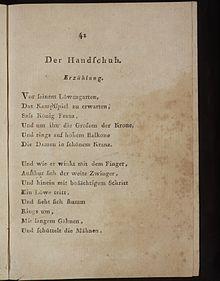 Der Handschuh Wikipedia