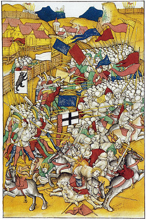 Appenzell - Battle of Vögelinsegg