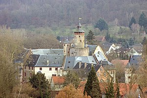 Schloss in Büdingen