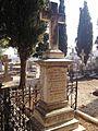 Schneller, Johann Ludwig u. Magdalene geb. Böhringer Zionsfriedhof Jerusalem 2.jpg
