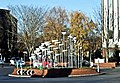 Sculpture On The College Roundabout, Kingston-upon-Thames - London. (15409073543).jpg