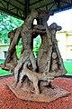 Sculptures of Ramkinkar Beij at Shantiniketan in Bolpur district of West Bengal. 04.jpg