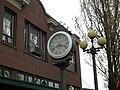 Seattle - Columbia City - street clock 01.jpg