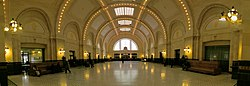 Seattle - Union Station interior pano 01.jpg