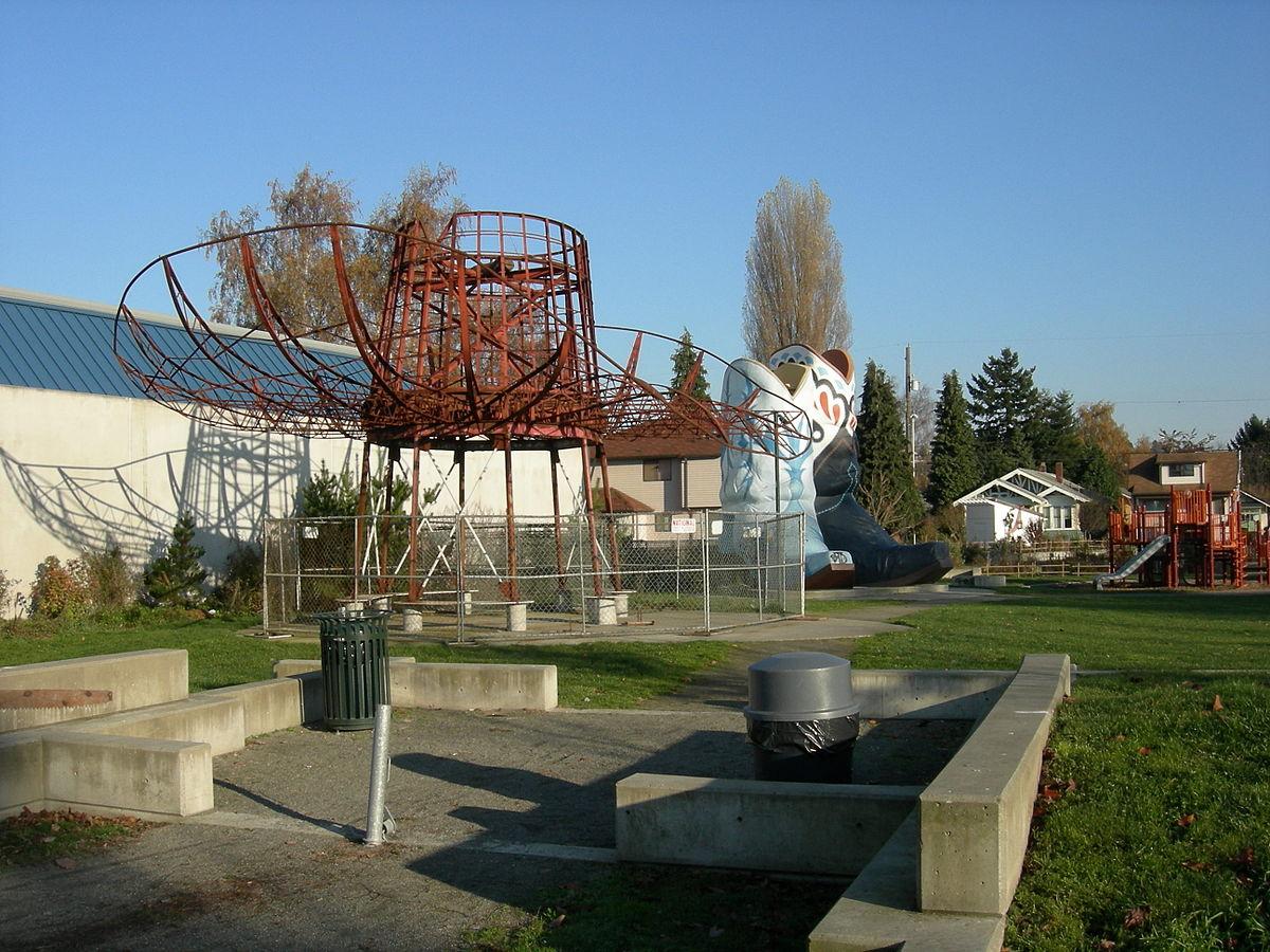 Oxbow Park (Seattle) - Wikipedia