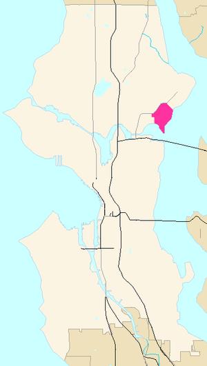 Laurelhurst, Seattle - Laurelhurst