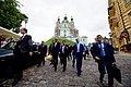 Secretary Kerry Walks With Ukrainian Foreign Minister Klimkin as They Tour the Historic District in Kyiv (28052518582).jpg