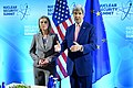 Secretary Kerry and EU High Representative Mogherini at the 2016 Nuclear Security Summit in Washington (26105331441).jpg