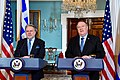 Secretary Pompeo and Greek Acting Foreign Minister Katrougalos Address Reporters in Washington (45393019295).jpg