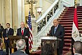 Secretary Tillerson Participates in a Joint Press Availability With Egyptian Foreign Minister Shoukry (39515620304).jpg