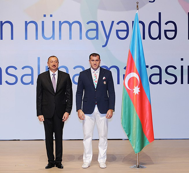 File:Seeing-off ceremony for Azerbaijani sportsmen to represent the country at the London 2012 Summer Olympic Games 5.jpg