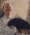 Self portrait by Antonio Mancini.jpg