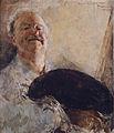 Self portrait by Antonio Mancini.jpg