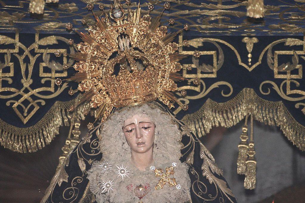 Resultado de imagen de Hermandad Sacramental de Nuestro Padre Jesús de las Penas y María Santísima de la Estrella (La Estrella) Sevilla Sevilla ITINERARIO SEMANA SANTA DE SEVILLA 2018