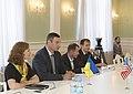 Senator Robert Menendez, CODEL, Kyiv, Ukraine, Sept. 1, 2014 (15092880836).jpg