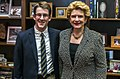 Senator Stabenow meets with a constituent (24921399940).jpg