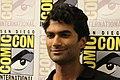 Sendhil Ramamurthy at Comic-Con 2011.jpg